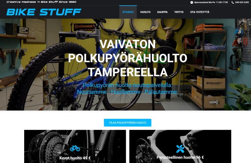 Bikestuff Tampere